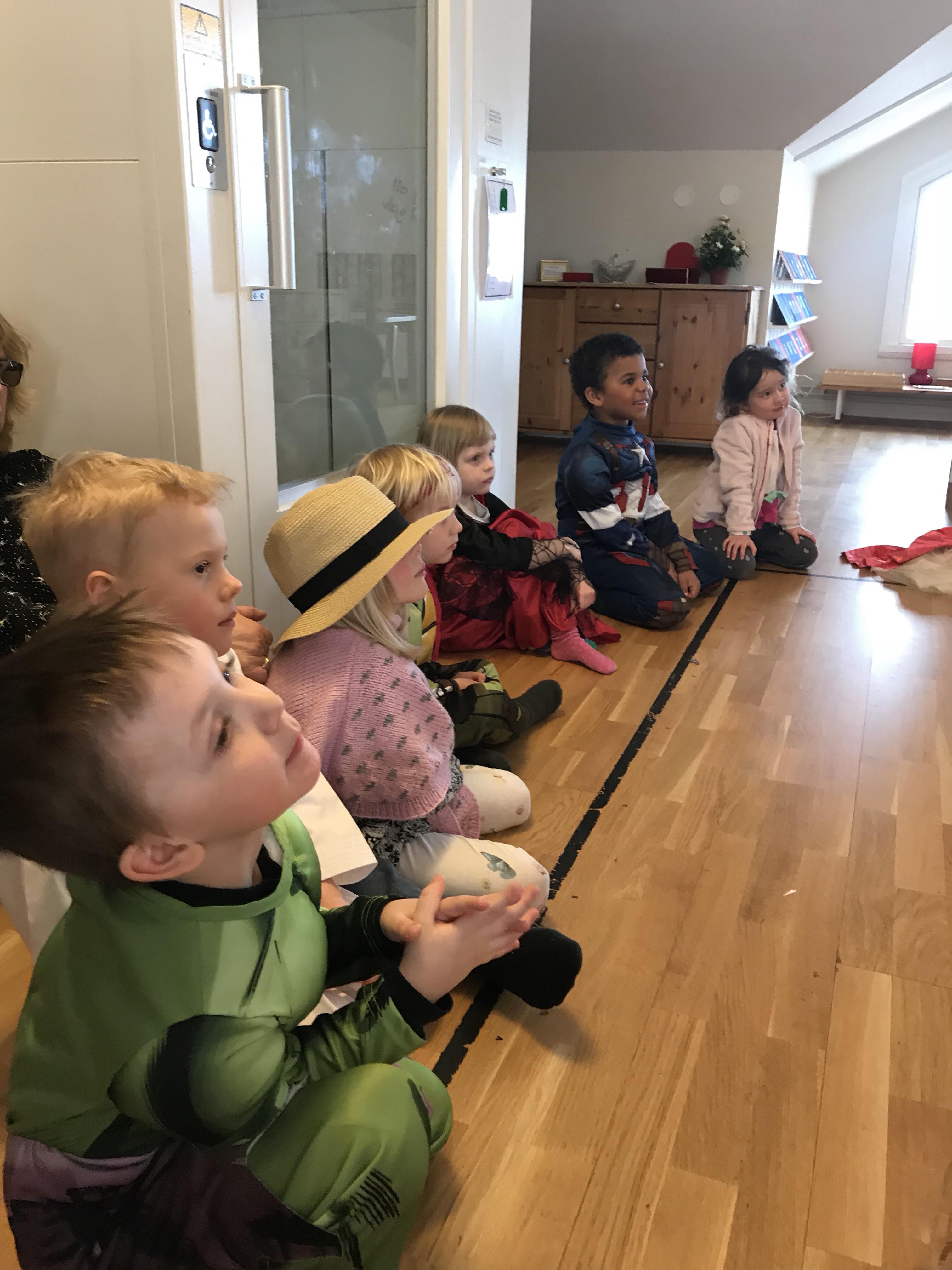 roliga historier om påskkärringar